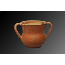 Greek two handled cup