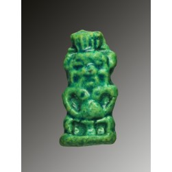 Faience Bes