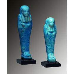 Two shabtis for Taihenutnekhtetiru
