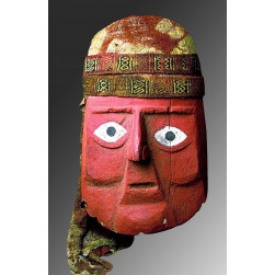 Chancay Mummy Bundle Mask
