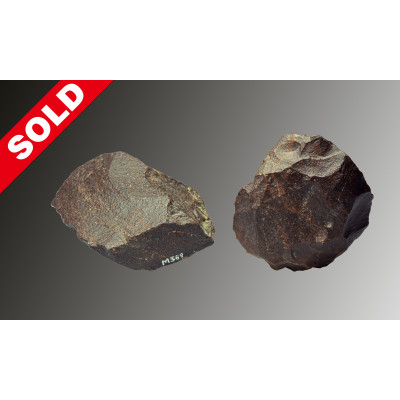 Two Stone tools