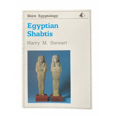 Book - Egyptian Shabtis
